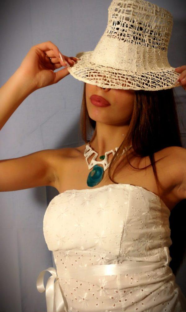 Cappello Jighen stampato a…