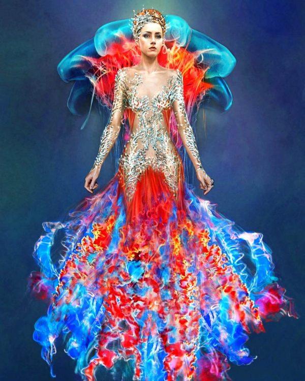 Costume MERA Acquaman