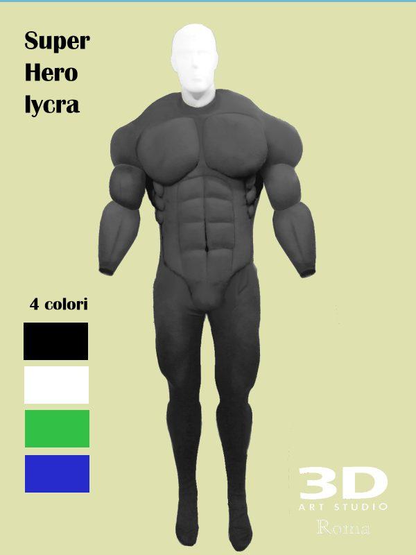 Costume super Hero ...