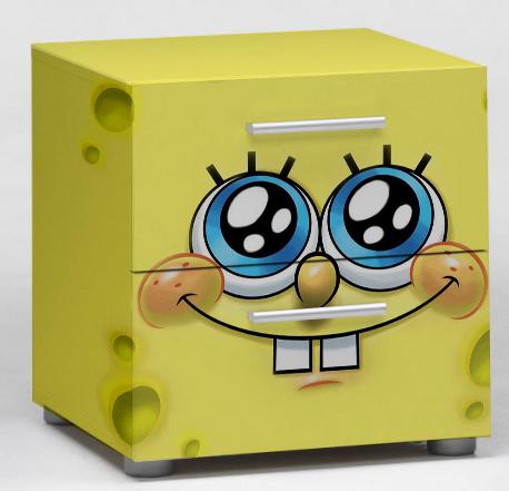 Comodino Spongebob